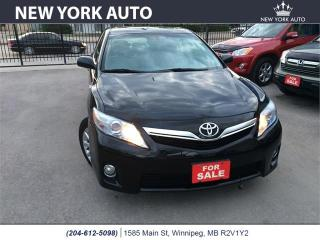 Used 2010 Toyota Camry Hybrid for sale in Winnipeg, MB