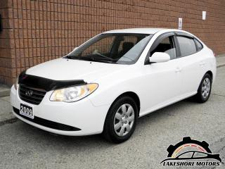 Used 2009 Hyundai Elantra GL    LOW KMS    CERTIFIED    AUTO for sale in Waterloo, ON
