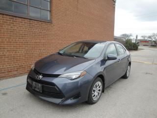 Used 2017 Toyota Corolla LE for sale in Oakville, ON