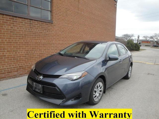 2017 Toyota Corolla LE/ ONE OWNER /NO ACCIDENTS