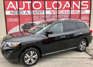 Used 2019 Nissan Pathfinder SV-ALL CREDIT ACCEPTED for sale in Scarborough, ON