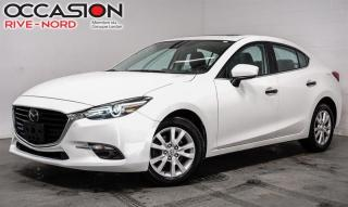 Used 2017 Mazda MAZDA3 GT CUIR+TOIT.OUVRANT+MAGS for sale in Boisbriand, QC