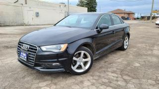 Used 2016 Audi A3 2.0T Komfort|Leather|Pano.Roof|Alloys|HeatedSeats for sale in Bolton, ON