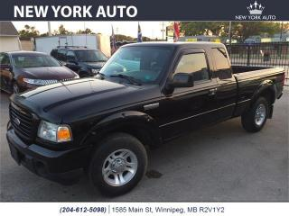 Used 2009 Ford Ranger SPORT for sale in Winnipeg, MB