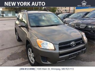 Used 2011 Toyota RAV4 for sale in Winnipeg, MB