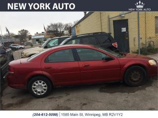 Used 2004 Chrysler Sebring for sale in Winnipeg, MB