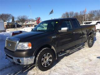 Used 2006 Ford F-150 Lariat for sale in Winnipeg, MB