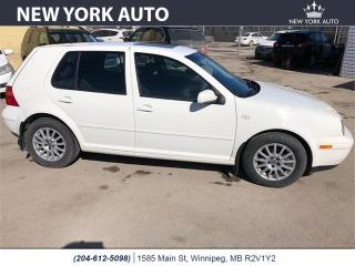Used 2007 Volkswagen Golf for sale in Winnipeg, MB