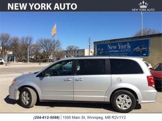 Used 2012 Dodge Grand Caravan SE for sale in Winnipeg, MB