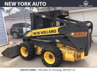 Used 2009 NEW HOLLAND SKID STEER for sale in Winnipeg, MB