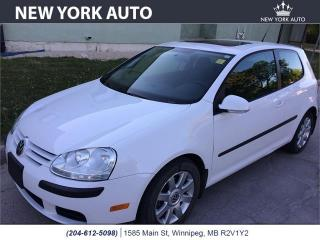 Used 2007 Volkswagen Rabbit for sale in Winnipeg, MB