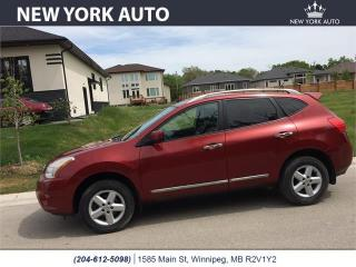 Used 2012 Nissan Rogue SL for sale in Winnipeg, MB
