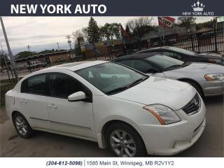 Used 2010 Nissan Sentra 2.0 S for sale in Winnipeg, MB