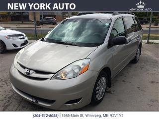 Used 2009 Toyota Sienna CE for sale in Winnipeg, MB