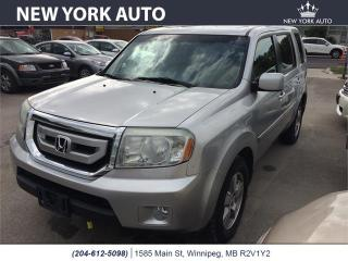 Used 2010 Honda Pilot EX-L for sale in Winnipeg, MB