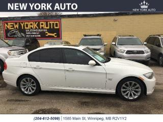 Used 2011 BMW 3 Series 328i xDrive AWD Classic Edition for sale in Winnipeg, MB