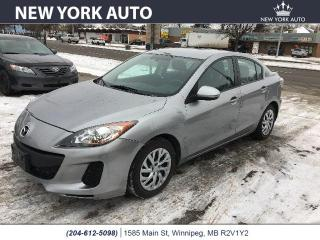 Used 2012 Mazda MAZDA3 GX for sale in Winnipeg, MB