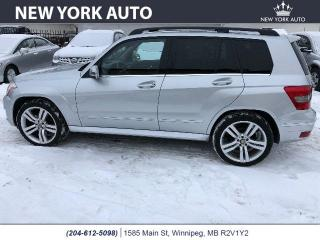 Used 2010 Mercedes-Benz GLK-Class GLK 350 for sale in Winnipeg, MB