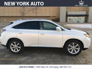 Used 2010 Lexus RX for sale in Winnipeg, MB