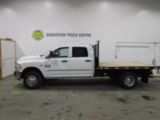 Used 2016 RAM 3500 Crew Cab 4WD DRW for sale in Dundurn, SK