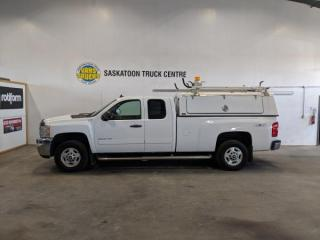 Used 2011 Chevrolet Silverado 2500 HD LT Ext. Cab Long Box 4WD for sale in Dundurn, SK