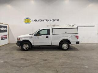 Used 2014 Ford F-150 XLT 6.5-ft. Bed 4WD for sale in Dundurn, SK