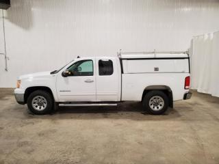 Used 2012 GMC Sierra 1500 SL Ext. Cab 4WD for sale in Dundurn, SK