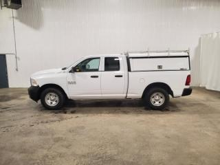Used 2015 RAM 1500 Tradesman Quad Cab 4WD for sale in Dundurn, SK