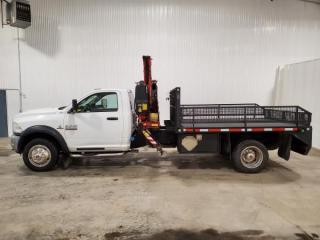 Used 2013 RAM 5500 Regular Cab LWB 4WD DRW for sale in Dundurn, SK