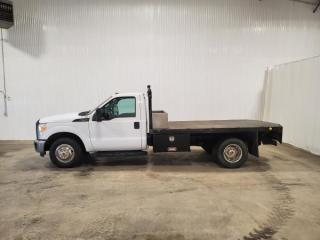 Used 2016 Ford F-350 SD XL DRW 2WD for sale in Dundurn, SK