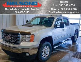Used 2012 GMC Sierra 2500 HD SLT for sale in Avonlea, SK