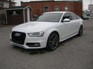 Used 2013 Audi S4 Premium for sale in Oshawa, ON