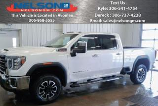 New 2020 GMC Sierra 2500 HD SLT for sale in Avonlea, SK