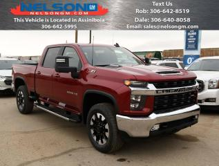 New 2020 Chevrolet Silverado 2500 HD LT for sale in Avonlea, SK