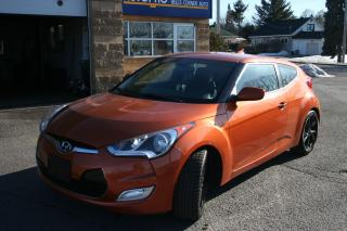 Used 2016 Hyundai Veloster SE for sale in Nepean, ON