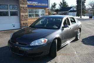 Used 2010 Chevrolet Impala LS for sale in Nepean, ON