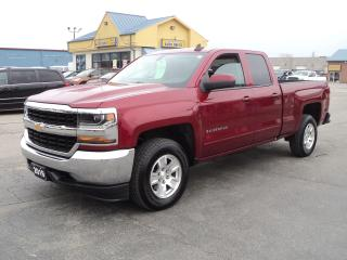Used 2019 Chevrolet Silverado 1500 LT DoubleCab 4x4 5.3L BackUpCam 6.5ft Box for sale in Brantford, ON