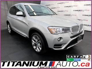 Used 2016 BMW X3 xDrive+GPS+Camera+Pano Roof+Power Lift Gate+Xenon+ for sale in London, ON