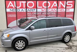 Used 2014 Chrysler Town & Country ALL CREDIT ACCEPTED for sale in Scarborough, ON