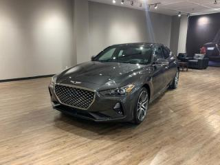 Used 2020 Genesis G70 3.3 T Prestige for sale in Halifax, NS