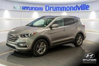 Used 2018 Hyundai Santa Fe Sport SE AWD + GARANTIE + TOIT + CUIR + WOW ! for sale in Drummondville, QC