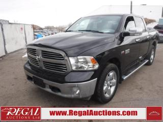 Used 2016 RAM 1500 Big Horn Crew Cab SWB 4WD 5.7L for sale in Calgary, AB
