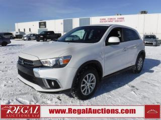 Used 2018 Mitsubishi RVR SE 4D Utility AT AWD 2.0L for sale in Calgary, AB