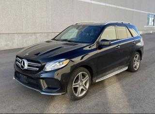 Used 2016 Mercedes-Benz GLE Sport for sale in Cambridge, ON