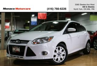 Used 2012 Ford Focus SE HB - BLUETOOTH|AC|FULLY CERTIFIED for sale in North York, ON