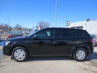Used 2014 Dodge Journey FWD 4dr Canada Value Pkg - low kms for sale in Winnipeg, MB