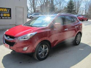 Used 2015 Hyundai Tucson GLS AWD for sale in Brockville, ON