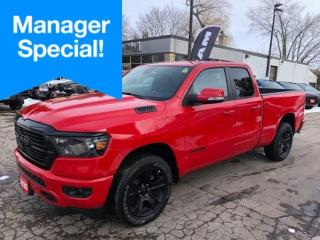 New 2020 RAM 1500 Big Horn Night Edition for sale in New Hamburg, ON