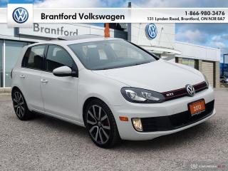 Used 2013 Volkswagen Golf GTI 5-Dr 6sp for sale in Brantford, ON