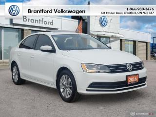 Used 2016 Volkswagen Jetta Trendline Plus 1.4T 6sp at w/Tip for sale in Brantford, ON